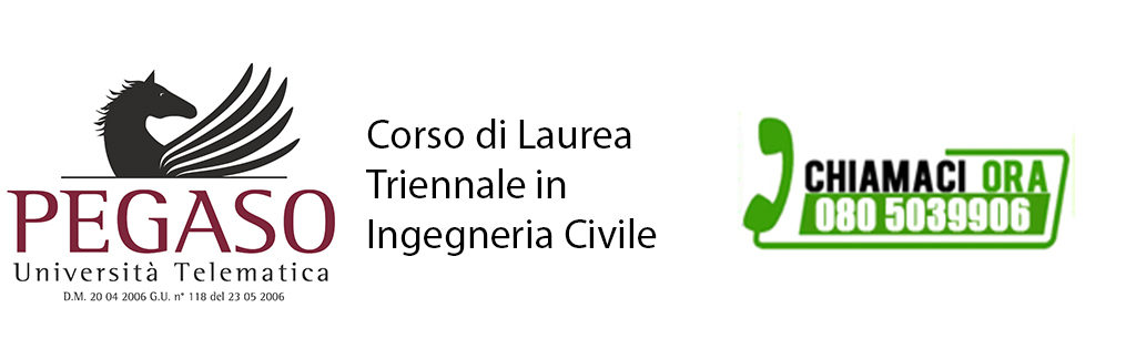 Corso di Laurea Triennale in Ingegneria Civile