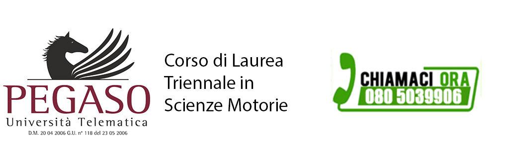 Corso di Laurea Triennale in Scienze Motorie