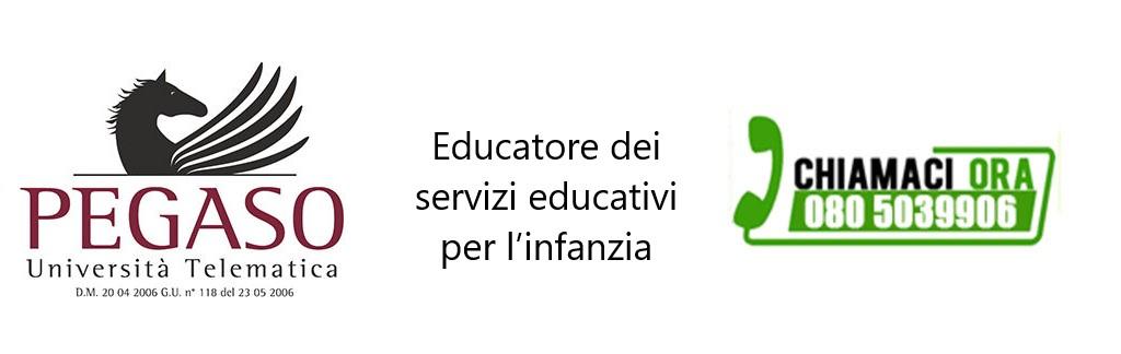 Educatore dei servizi educativi per l'infanzia