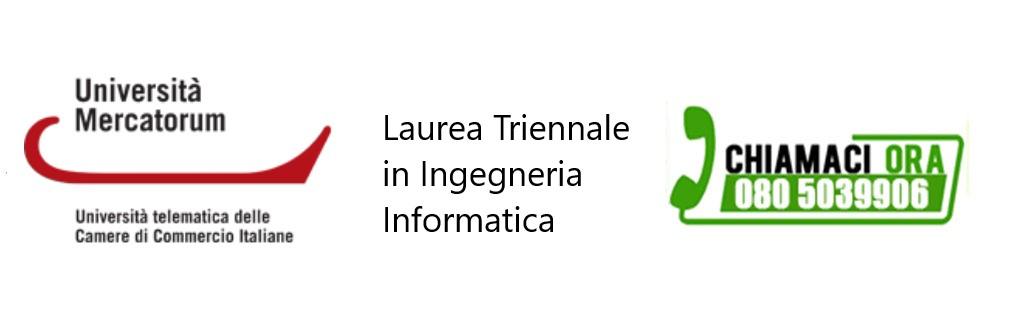 Laurea Triennale in Ingegneria Informatica