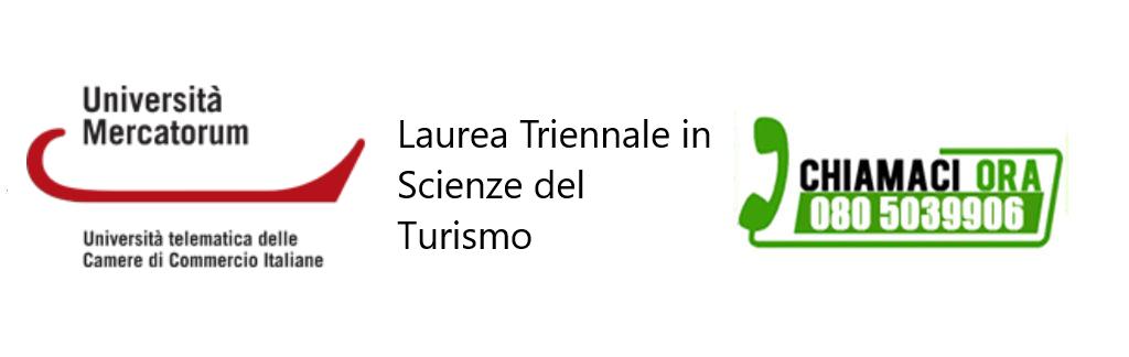 Laurea Triennale in Scienze del Turismo